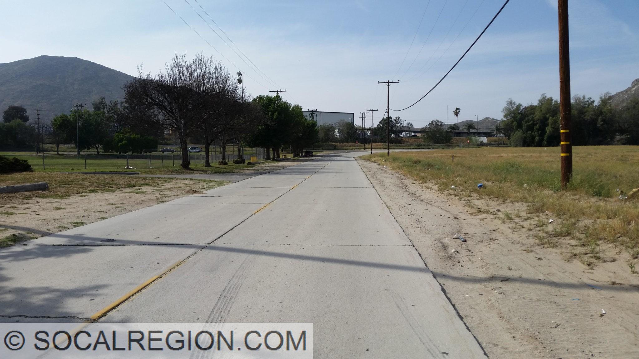 Old concrete near Riverside CA Southern California Regional Rocks