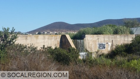 1927 4S Ranch Dam (Black Mountain) in San Diego County, CA.