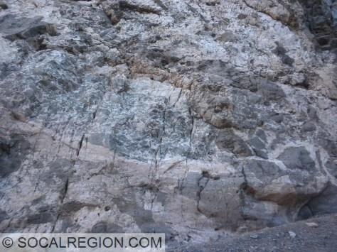 Megabreccia, Titus Canyon style.