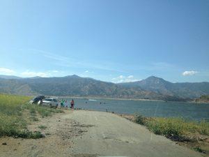 Location 4 - Paradise Cove