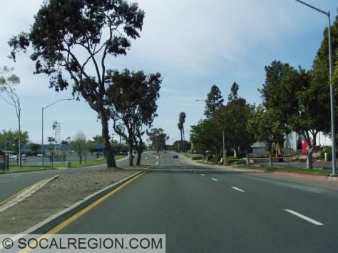 Between Ruffin Road and Kearny Villa Road