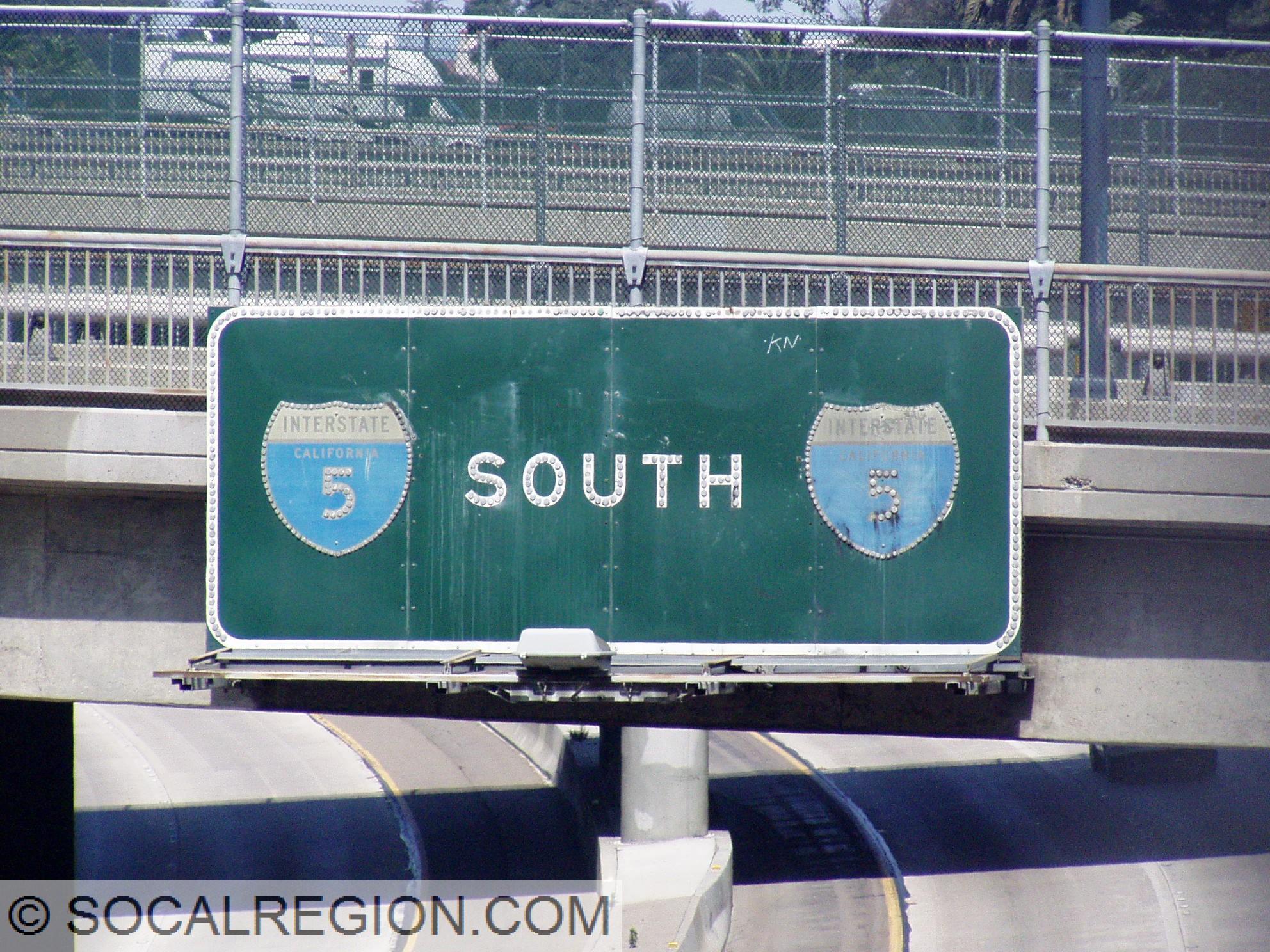 I-5: San Diego County | Southern California Regional Rocks and Roads