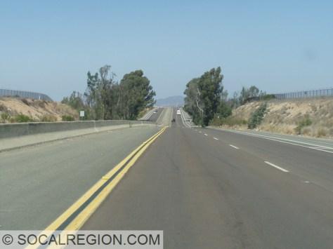 San Clemente Canyon
