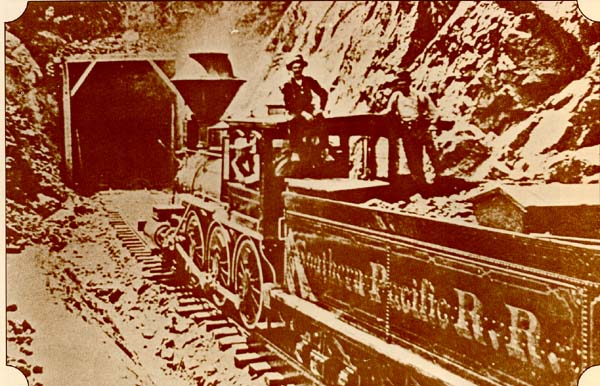 History timeline of the Santa Clarita Valley, its roads, and railroads
