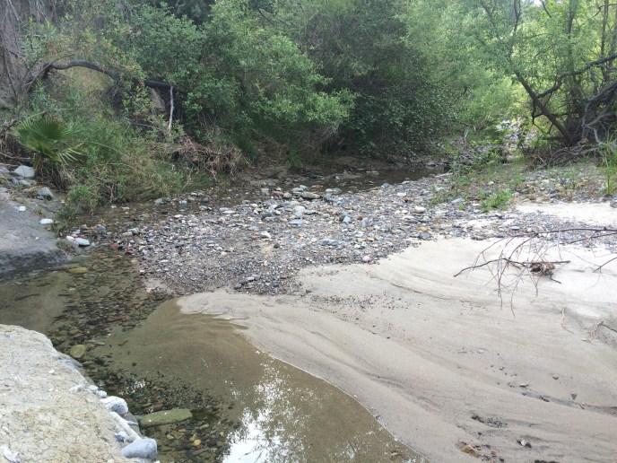 Tijeras Creek