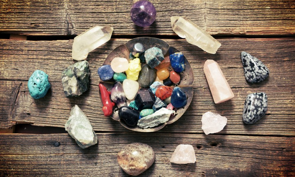 Healing Crystals for Addiction Treatment