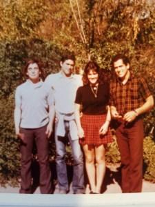 Kirkpatrick's host family