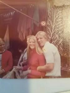 Nancy Kirkpatrick and Tom Szubaa