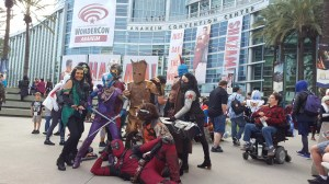 Relax, the Guardians the WonderCon will save the day!