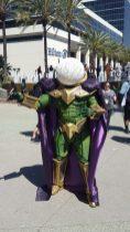 Mysterio emerges
