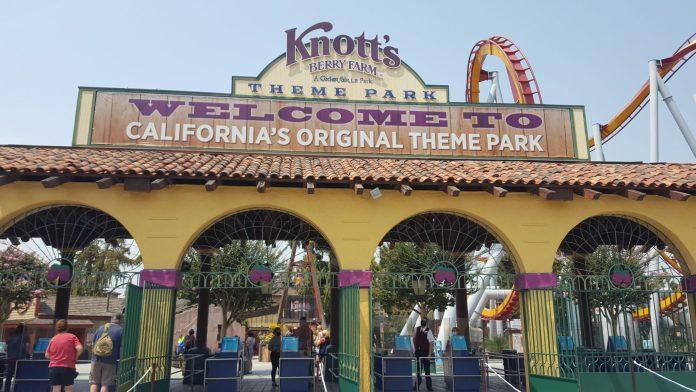 Taste of Knott's