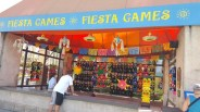 Carnival games are also open in Fiesta Village and the Boardwalk