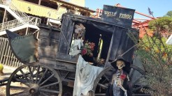 Perhaps the last stagecoach you'll ever set your eyes upon
