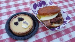 These items are featured at Wilderness Broiler