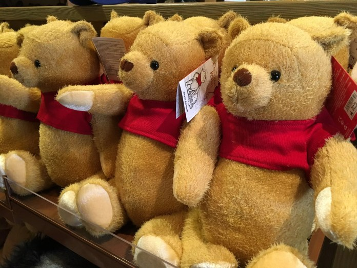 Pooh is very popular, selling out in record pace. There aren't many left, so make sure to grab yours today!