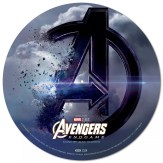 D23 Expo will introduce the first copies of Avengers: Endgame on picture disc vinyl.