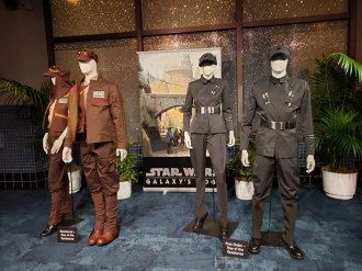 (Left) Resistance and (Right) First Order. Photo Courtesy of Janina Austria