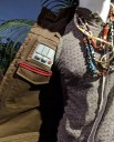 Reversible vest. Photo Courtesy of Kate Jennings