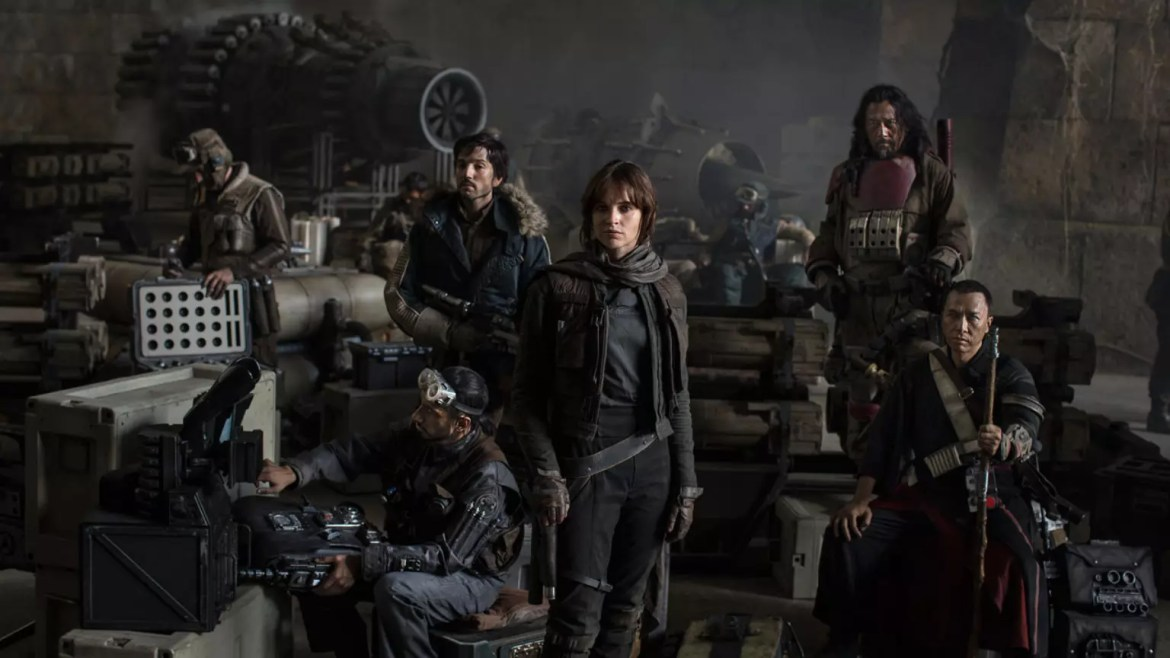 Rogue One was Lucasfilm's first standalone film. Though very popular, the movie still draws a mixed bag of reviews between fans.