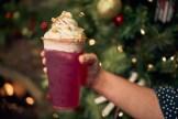 Rudolph's Winter Pear Lemonade