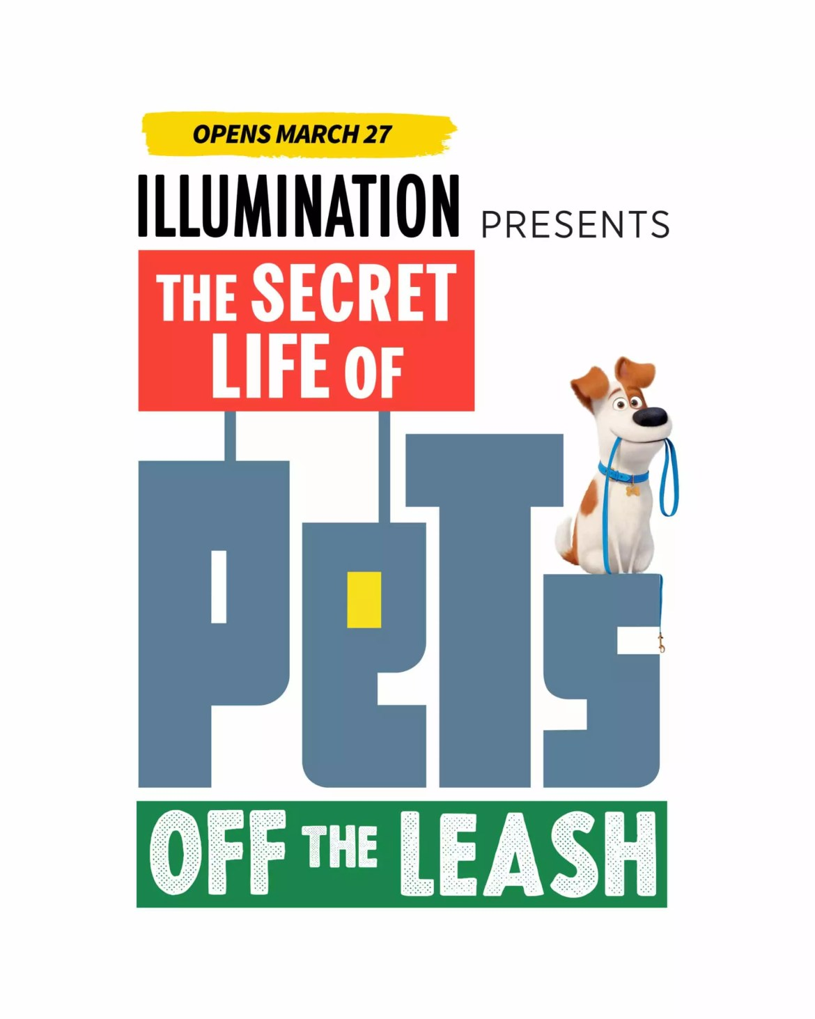 """""""The Secret Life of Pets: Off the Leash!"""" Ride Opens March 27"""