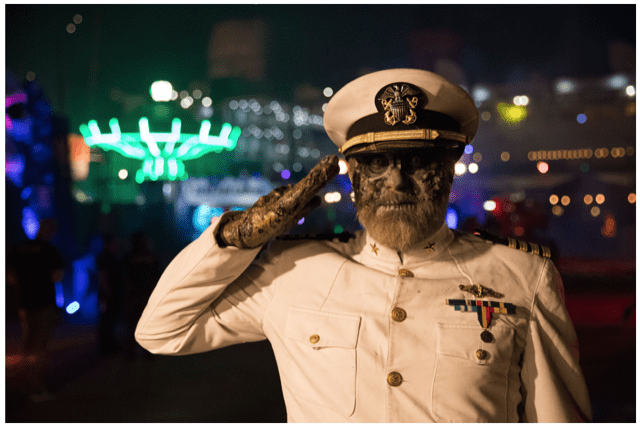 The Queen Mary's Dark Harbor Celebrates 10 Years