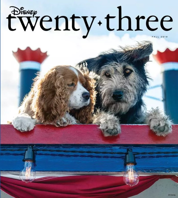 Disney Twenty Three Magazine