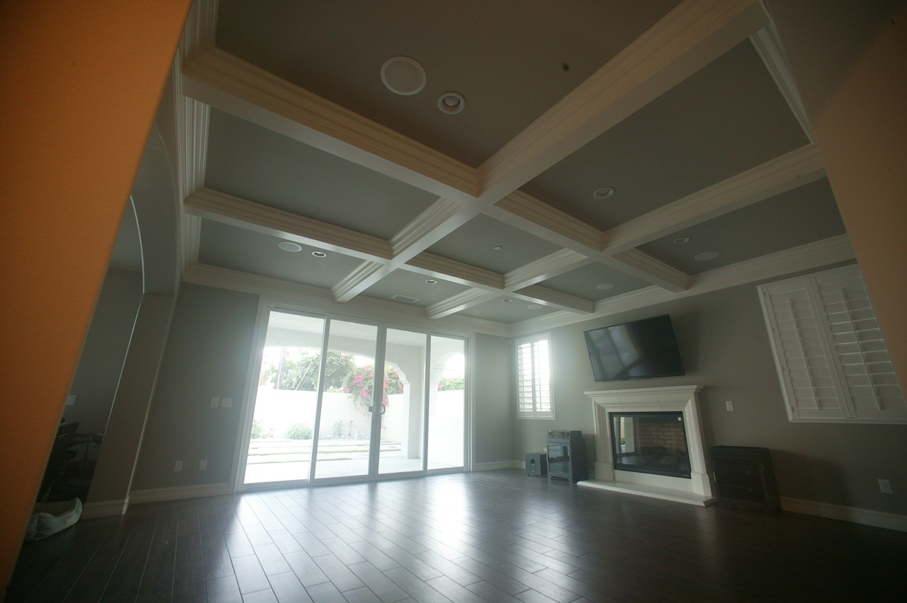 shallow kit compass systems kits custom ceilings construction beam diy coffered pro chopra ceiling