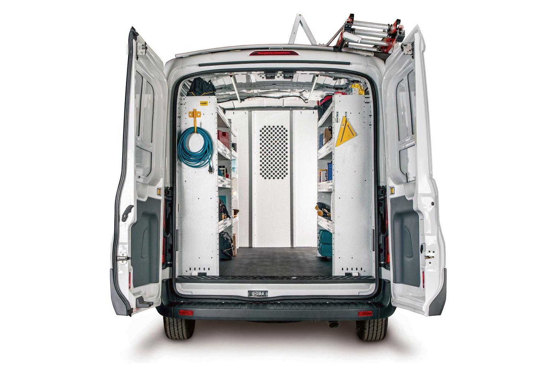 ranger design contractor package van