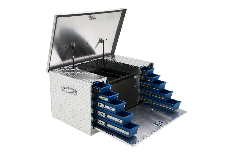 uws drawer slide toolbox tbc-38 uws drawer slide tool box