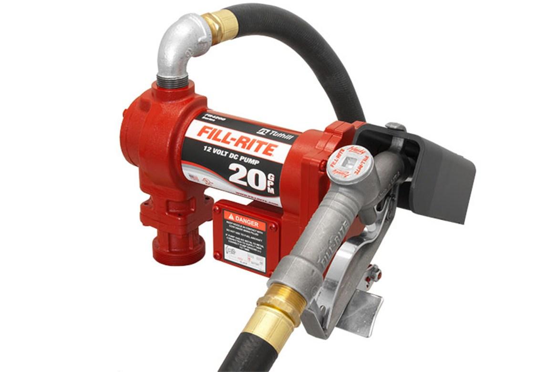 fill rite lquid transfer tank pump FR4210G pumps