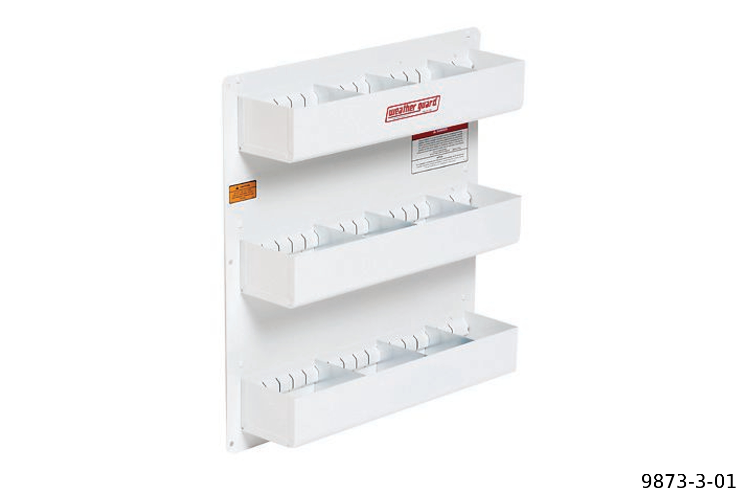 Weatherguard Door Storage 9873-3-01