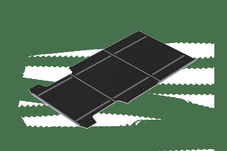 van equipment flooring ranger design