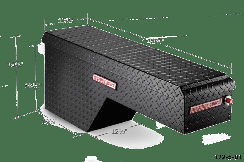 weatherguard pork chop boxes extra wide 172-5-01 Weather Guard Pork Chop Boxes