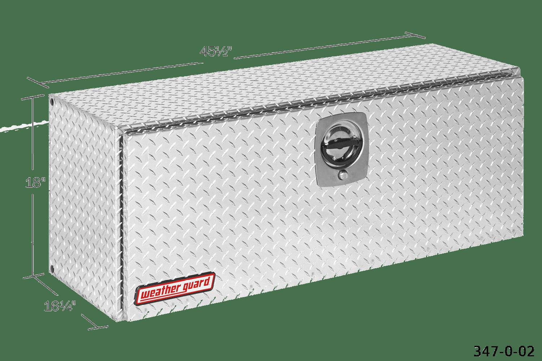 WeatherGuard Super Side 347-0-02 Weather Guard Super Side
