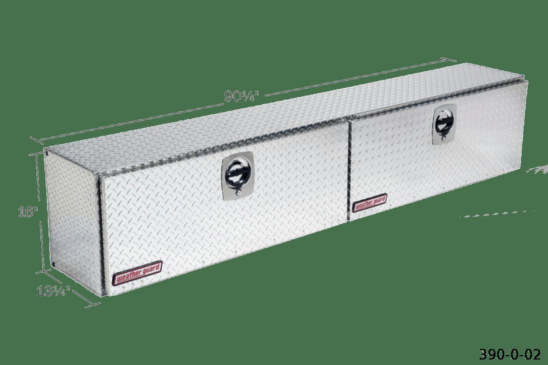 Weather Guard Hi Side Boxes 390-0-02 WeatherGuard Hi-Side Boxes