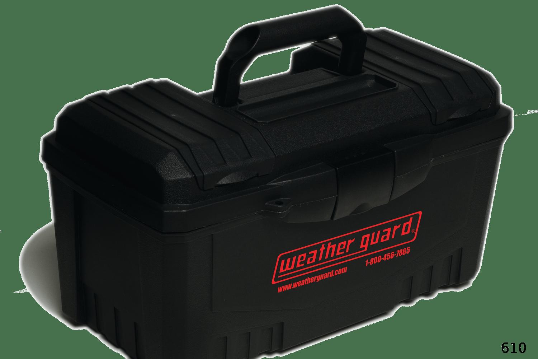 WeatherGuard Toolbox truck box accessories 610