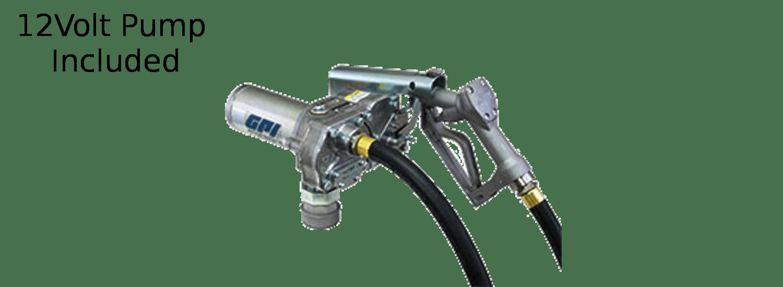 rds fuel tanks 12 volt pump