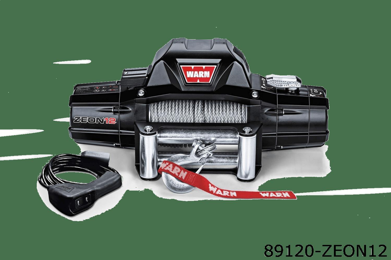 warn truck & suv premium winches 89120 zeon12