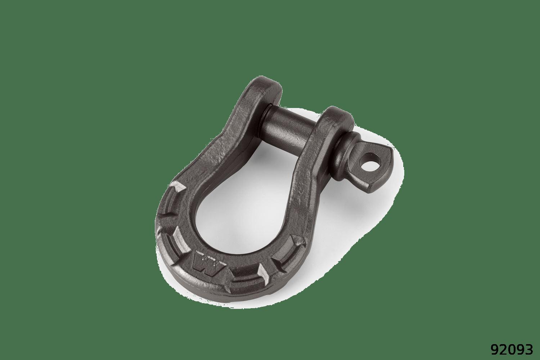 warn truck & suv rigging industries shackles 92093