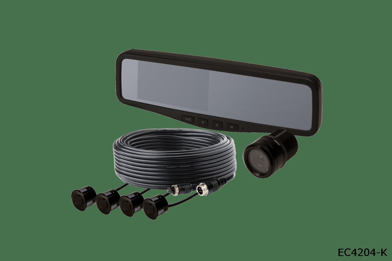 ecco camera lights ec4204-sk wired camera systems