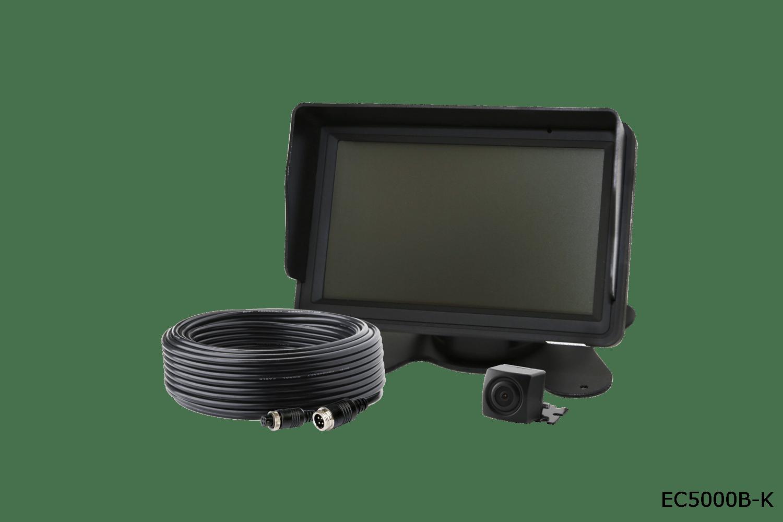 ecco camera systems ec5000b-k wired camera systems