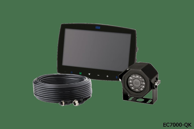 ecco camera systems ec7000-qk wired systems