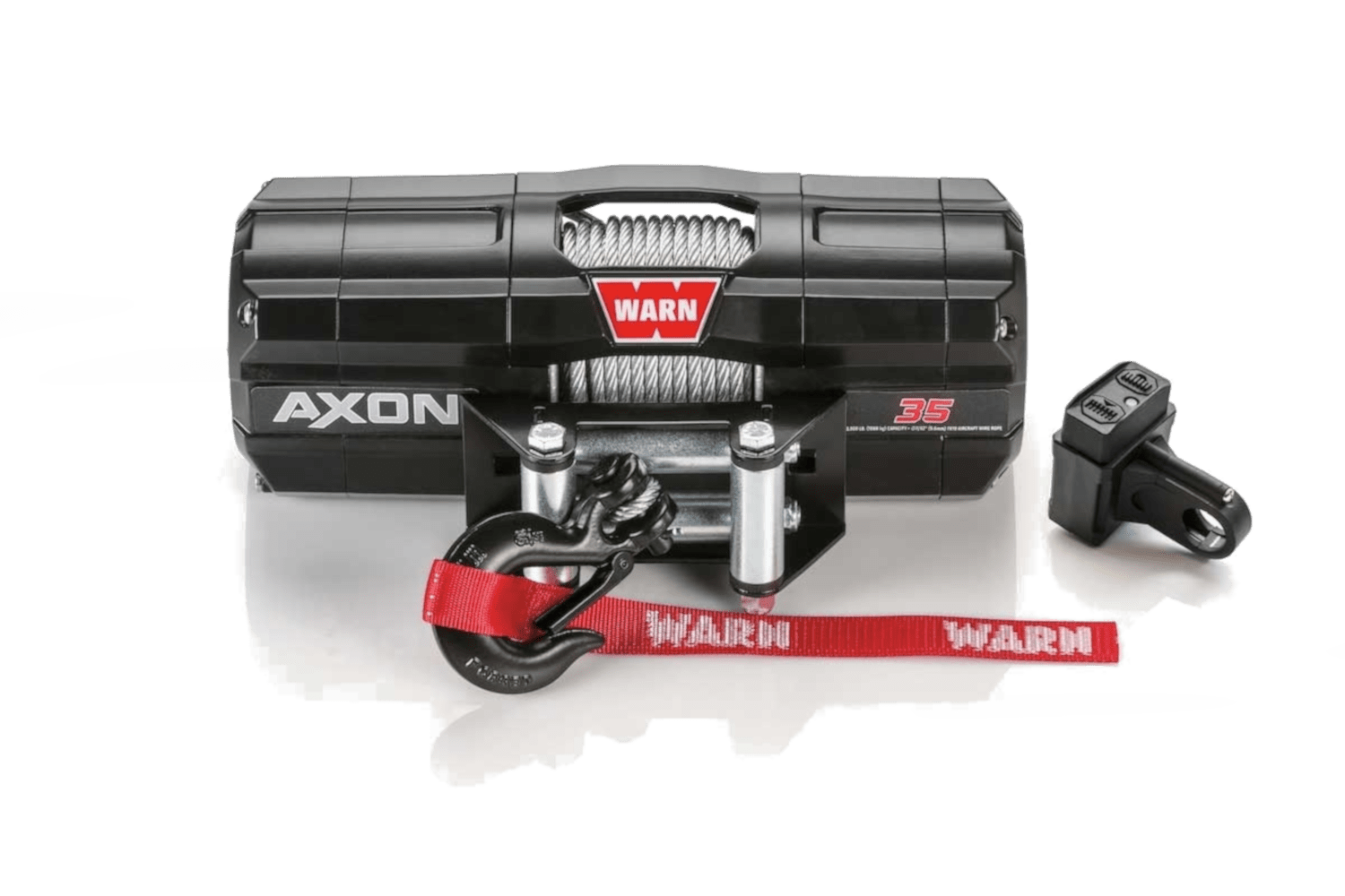 warn powersport winches axon 101135 warn powersports