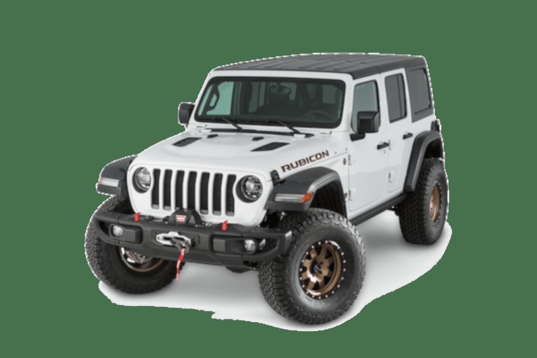 warn truck & suv bumpers jeep jl oe winch carrier 101255 warn industries bumpers