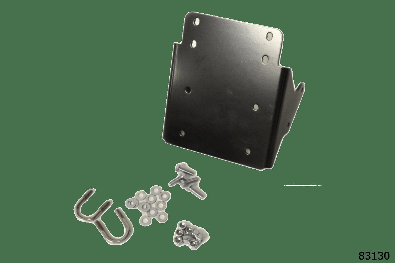 warn powersports suzuki bumpers winch mounting kits 83130