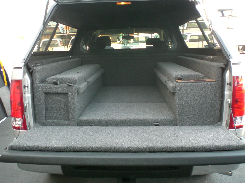 Sportsman carpet kit provides the ultimate utility and storage space for your vehicle.