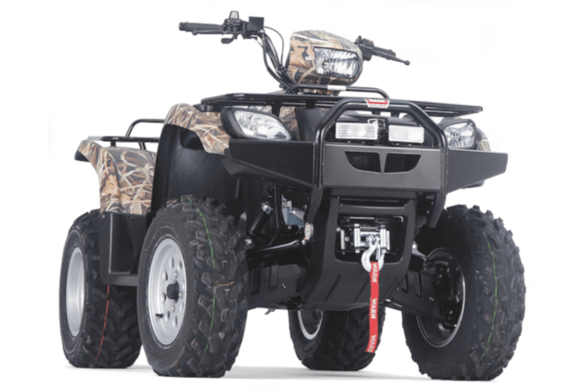 warn powersports bumpers & mounting Systems suzuki