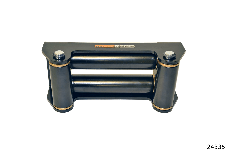 warn industrial rigging accessories winch roller fairlead