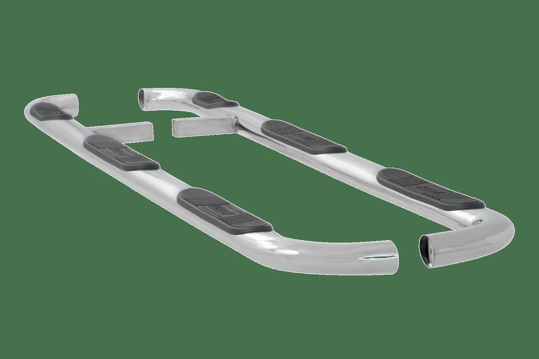 luverne steps, luverne steps and running boards, luverne steps & running boards, 4 inch oval nerf bars
